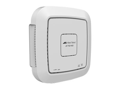 Allied Telesis AT TQ1402 Wireless access point GigE, 802.11ac Wave 2 Wi-Fi Dual B