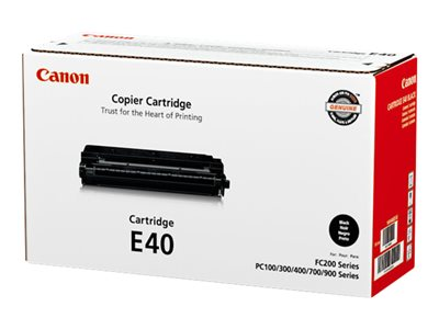 Canon E-40 Black original toner cartridge
