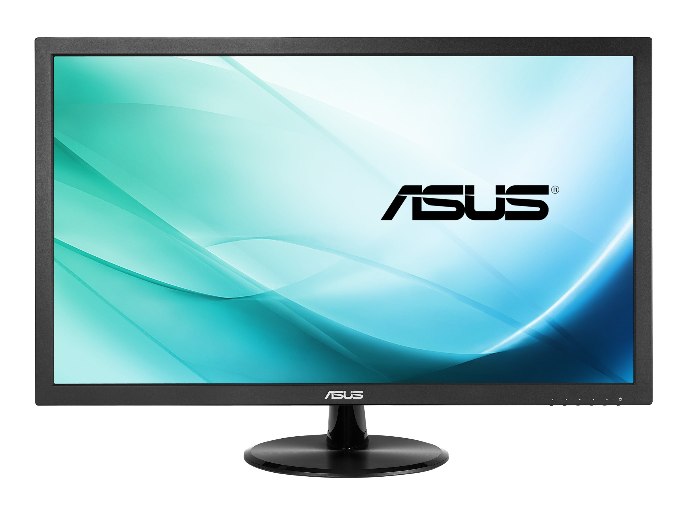 ASUS VP228T - LED-Monitor - 54.6 cm (21.5