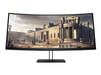 HP Z38c LED monitor curved 37.5INCH (37.5INCH viewable) 3840 x 1600 UWQHD+ @ 60 Hz IPS