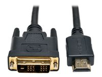 Tripp Lite 3ft HDMI to DVI-D Digital Monitor Adapter Video Converter Cable 1080p M/M 3FEET
