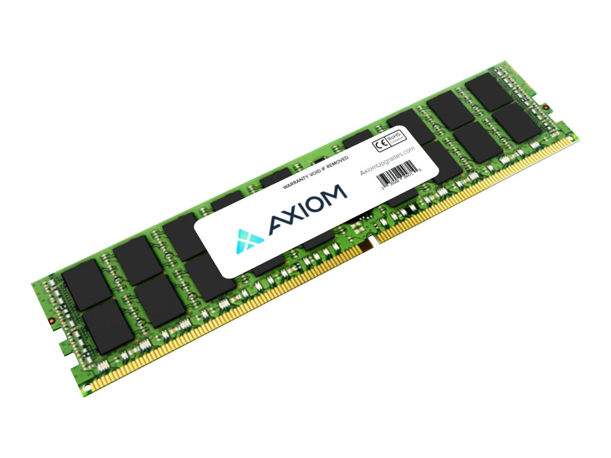 Axiom AX - DDR4 - module - 128 GB - LRDIMM 288-pin - LRDIMM