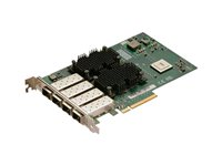 ATTO FastFrame NS14 Network adapter PCIe 2.0 x8 10GBase-SR x 4