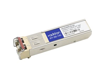 AddOn Avaya AA1419060-E6 Compatible SFP Transceiver - SFP (mini-GBIC) transceiver module - GigE