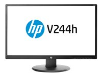 "HP V244h - Monitor LED - 23.8"" (23.8"" visible)"