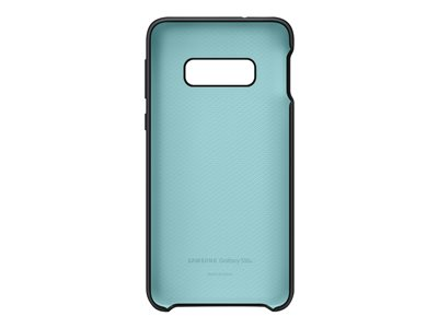 Samsung Silicone Cover Beskyttelsescover Silicone Sort