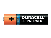 Duracell Ultra Power MX2400 - Battery 4 x AAA type Alkaline