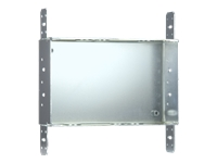 """AMX CB-MXP7 - Enclosure for remote control unit - screen size: 7"""" - in-wall mounted"""
