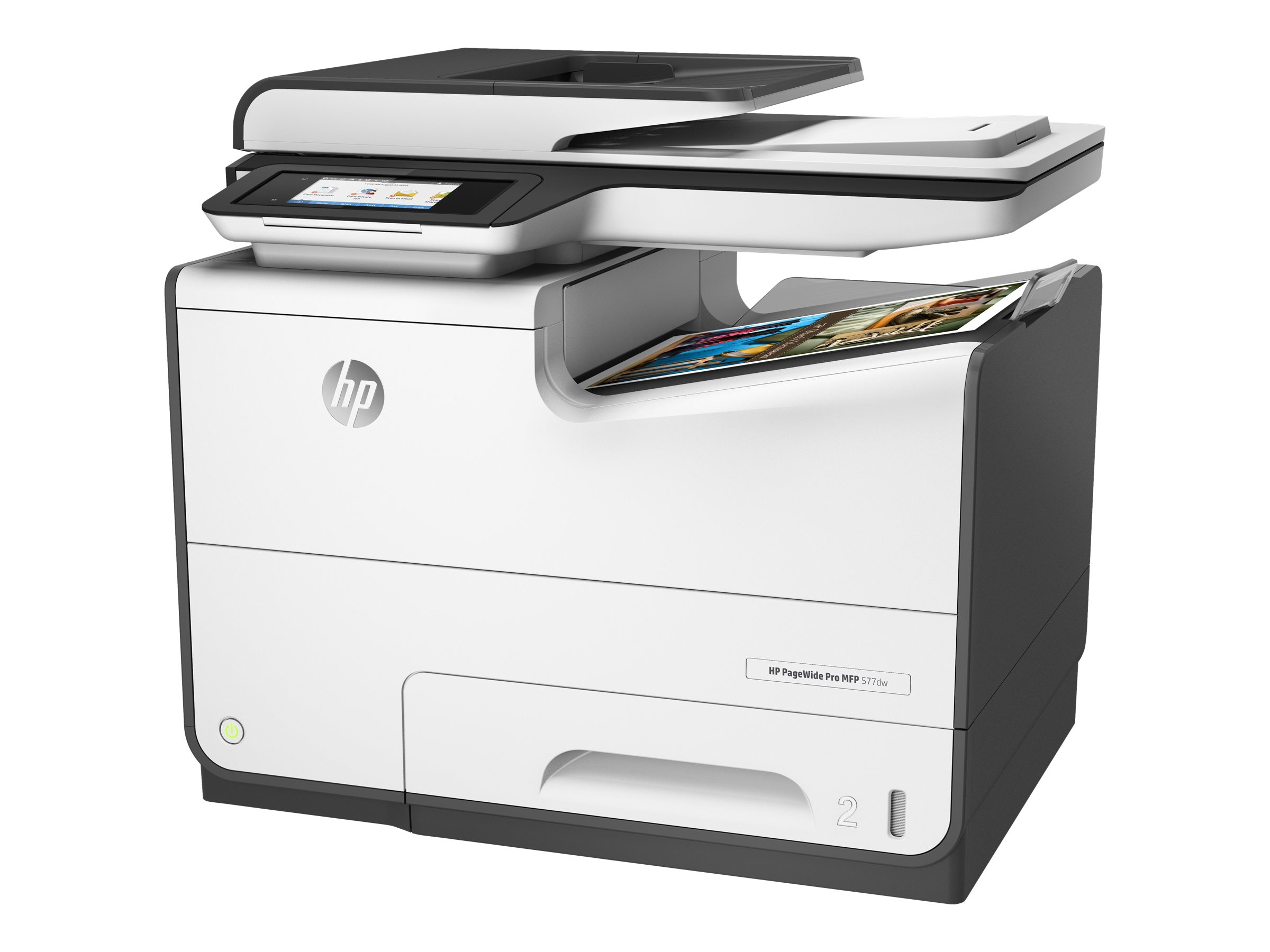 HP PageWide Pro 577dw - multifunction printer - color