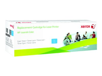 Xerox Extended Yield cyan toner cartridge (alternative for: HP CE401A)
