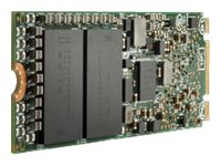 HPE Mixed Use - Solid-State-Disk - 800 GB - Hot-Swap - M.2 22110 - PCI Express 3.0 x4 (NVMe)
