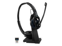Sennheiser DW Pro2 - Headset - on-ear - DECT 6.0 - wireless