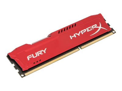 HyperX FURY - DDR3 - 4 GB - DIMM 240-PIN - ungepuffert