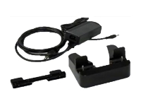 Zebra - Charging cradle - output connectors: 1 - for Zebra ET50, ET51, ET55, ET56, ET56 Enterprise Tablet