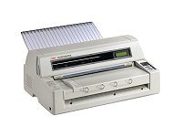 OKI Microline 8810n Printer monochrome dot-matrix 16 in (width) 18 pin