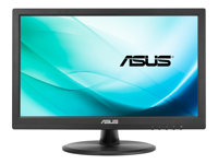 ASUS VT168H LED monitor 15.6INCH touchscreen 1366 x 768 200 cd/m² HDMI, VGA black