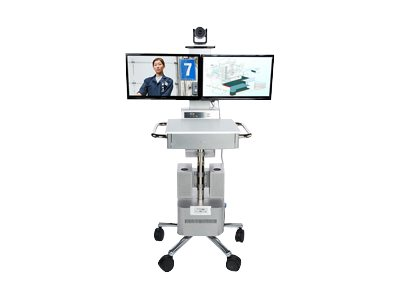 Poly RealPresence Utility Cart 500 Video conferencing kit 27INCH