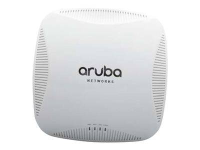 HPE Aruba AP-215 Wireless access point Wi-Fi Dual Band in-ceiling