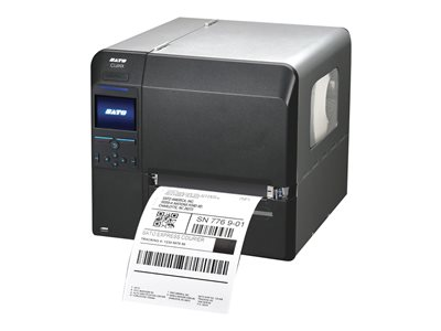 SATO CL 6NX Label printer thermal transfer Roll (6.97 in) 305 dpi up to 479.5 inch/min