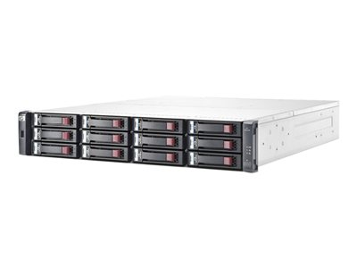 HPE Modular Smart Array 2040 SAN Dual Controller LFF Storage