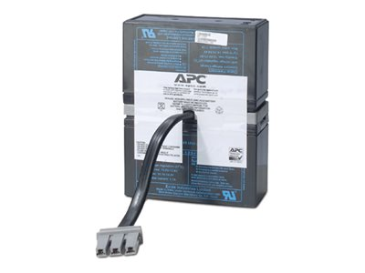 APC Replacement Battery Cartridge #33 - UPS battery - lead acid
