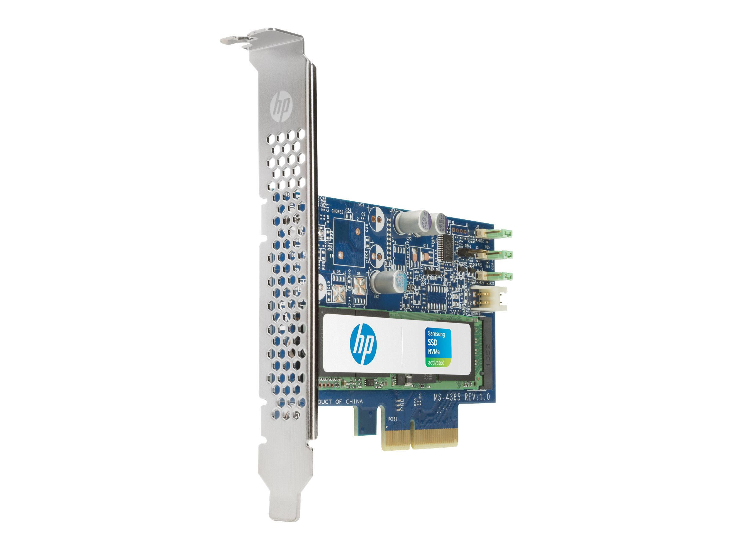 HP Z Turbo Drive G2 - Solid-State-Disk - 256 GB - intern - M.2 (M.2) - PCI Express 3.0 x4 (NVMe)