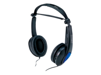 Kensington Noise Canceling Headphones - Casque - noir