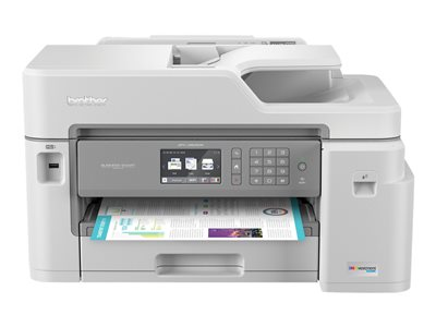 Brother MFC-J5845DW Multifunction printer color ink-jet 8.5 in x 35.4 in (original)