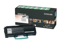 Lexmark Black original toner cartridge LCCP, LRP for Lex