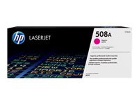 Picture of HP 508A - magenta - original - LaserJet - toner cartridge (CF363A) (CF363A)