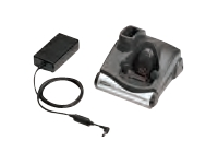 Zebra Single Slot Serial/USB Cradle Kit - Docking cradle - RS-232 - ES - for Zebra MC9090-G, MC9090-K, MC9090-S, MC909X-K, MC909X-S, MC9190-G, MC92N0, MC92N0-G
