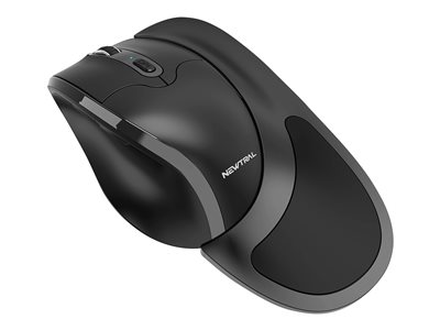 Newtral 3 Large Mouse ergonomic right-handed 6 buttons wireless 2.4 GHz black