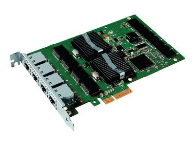 Intel PRO/1000 PT Quad Port Server Adapter - network adapter