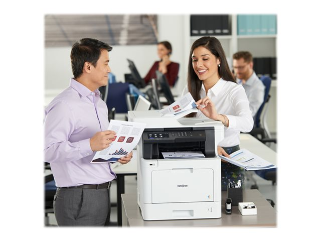 Brother MFC-L8900CDW - imprimante multifonctions - couleur