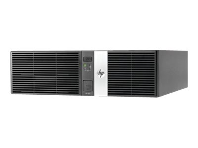 HP RP5 Retail System 5810 - DT - 1 x Core i3 4330 / 3.5 GHz - RAM 4 GB - SSD 64 GB - HD Graphics 4600