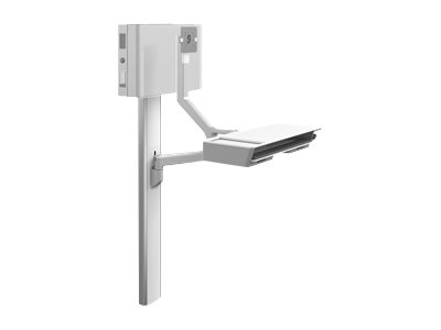 """Humanscale ViewPoint Technology Wall Station V6 47"""" Track - mounting kit"""