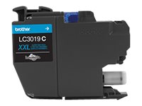 Brother LC-3019C XXL size cyan original ink cartridge