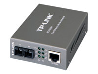 TP-Link MC100CM Fast Ethernet SC Multimode Media Converter