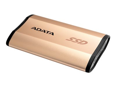 ADATA SE730H Solid state drive 512 GB external (portable) USB 3.1 Gen 2 (USB-C connector)