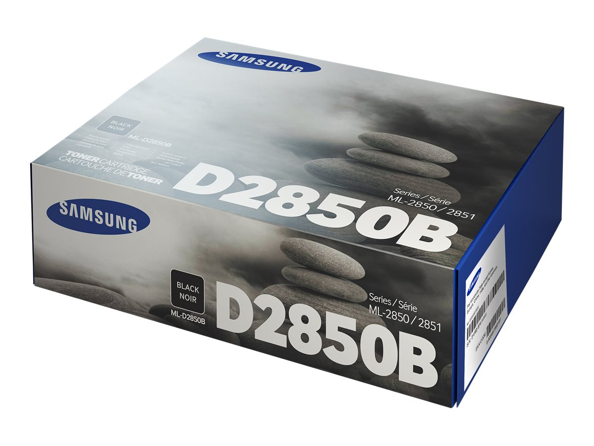 Samsung ML-D2850B - High Yield - black - original - toner cartridge (SU657A)