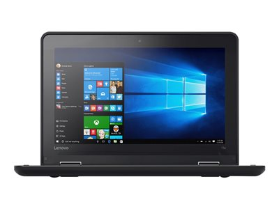 Lenovo ThinkPad Yoga 11e (4th Gen) - 11 6%22 - Celeron N3450 - 4 GB RAM -  128 GB SSD