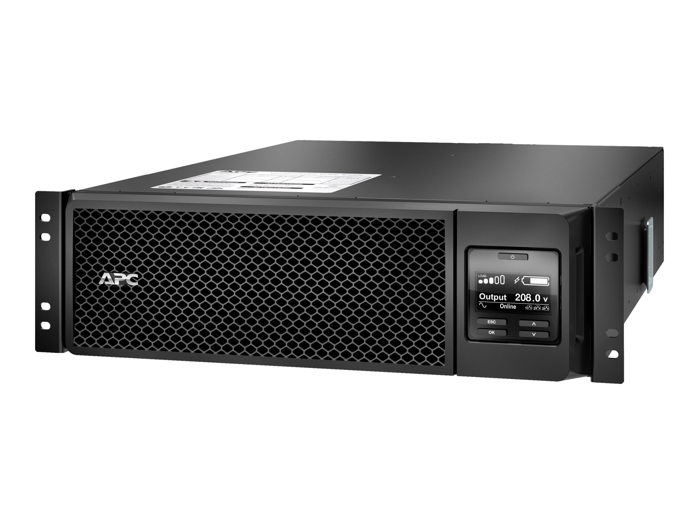 APC Smart-UPS SRT SRT5KRMXLTUS - Essential Series - UPS - 4250 Watt - 5000 VA
