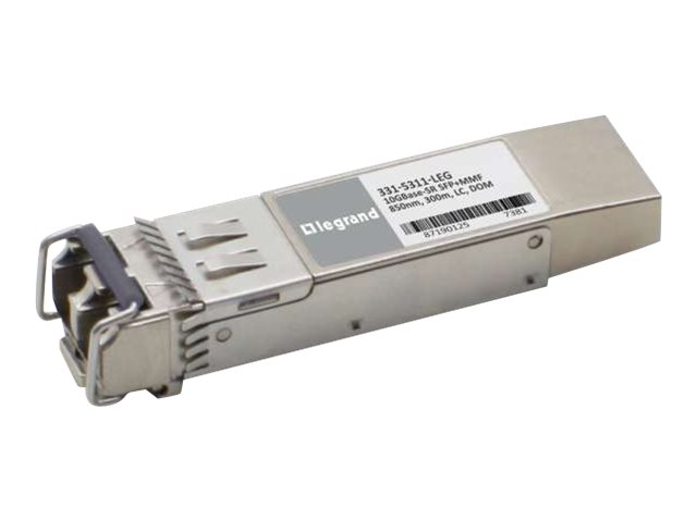 C2G Dell 331-5311 10GBase-SR SFP+ Transceiver TAA - SFP+ transceiver module - 10 GigE - TAA Compliant
