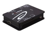 DeLOCK USB 2.0 CardReader All in 1 - Kartenleser