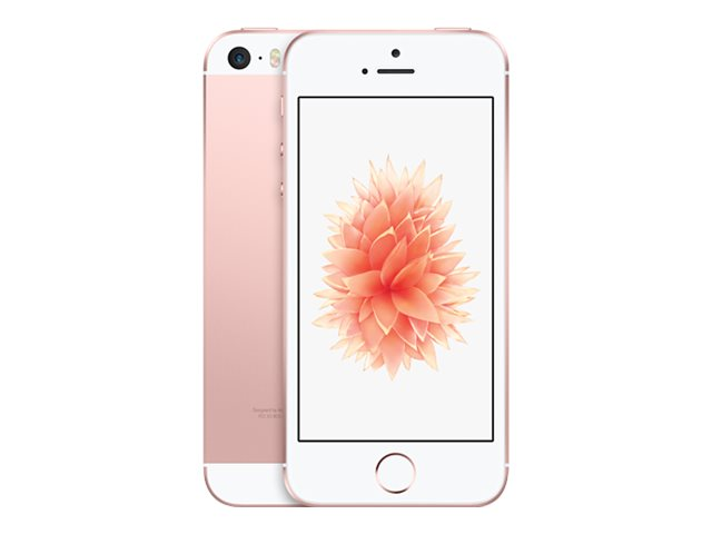 Apple Iphone Se  Go Rose Gold Cdma Gsm