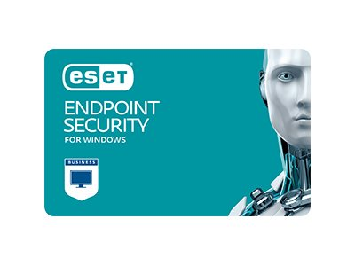 ESET Endpoint Security Business Edition Subscription license renewal (1 year) 1 seat volume