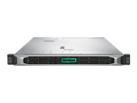 "HPE ProLiant - Server - rack-mountable - 1U - 2-way - 1 - hot-swap 2.5"" - no HDD - Matrox G200 - GigE - monitor: none"