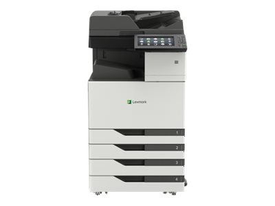 Lexmark CX924DTE - multifunction printer - color