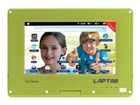 Lexibook Laptab Tablet Android 4.0 4 GB 7INCH (800 x 480) microSD slot image