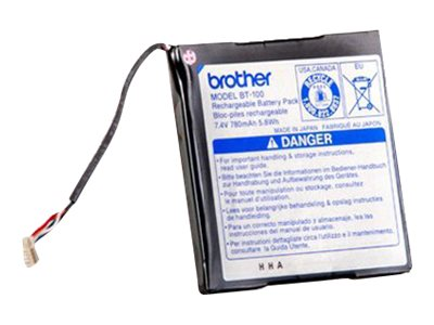 Brother BT-100 Printer battery 1 x lithium ion for m-PRINT MW-10